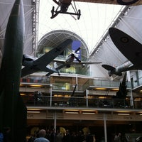 Photo taken at Imperial War Museum by rika k. on 10/5/2011