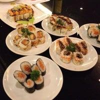 Photo taken at Poke Sushi by Jane W. on 5/19/2012