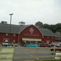 Photo taken at County Line Orchard by Jennifer C. on 9/19/2011