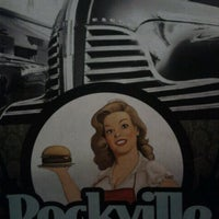 Photo taken at Rockville Traditional Burger by Marcos G. on 6/3/2012