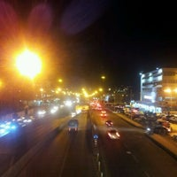 Photo taken at 7th Traffic Lights by Tarek H. on 1/4/2012