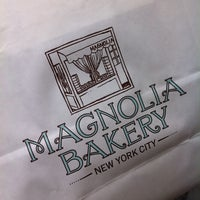 Photo taken at Magnolia Bakery by Kirk R. on 7/26/2011