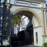 Photo taken at Paramount Studios by Babette C. on 2/24/2011