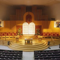 Photo taken at Washington Hebrew Congregation by Union for Reform Judaism on 12/1/2011