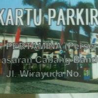 Photo taken at Pertamina Unit Pemasaran III by Rifdy B. on 10/5/2011