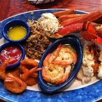 Photo taken at Red Lobster by Christian A. on 4/12/2011