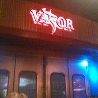 Photo taken at Vapor Night Club by Nanci L. on 9/24/2011