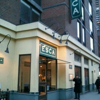 Photo taken at Esca by Joanne M. on 1/13/2012