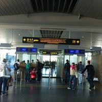 Photo taken at RIX | Terminal D by Ivan L. on 9/10/2012