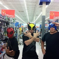 Photo taken at Walmart Supercenter by Josh B. on 9/3/2011
