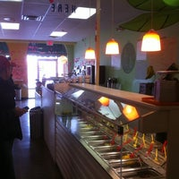 Photo taken at Yogo Kiss by Andrew R. on 1/14/2012