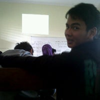 Photo taken at Gedung RKB D UTM by Abdull A. on 3/12/2012