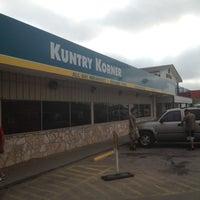 Photo taken at Kuntry Korner by Josue T. on 3/26/2012