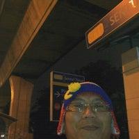 Photo taken at RapidKL Sentul Timur (ST11) LRT Station by Siraj F. on 12/13/2011