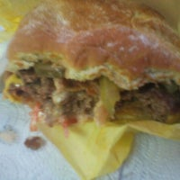 Photo taken at Fred's Old Fashioned Burgers by Jill H. on 12/3/2011
