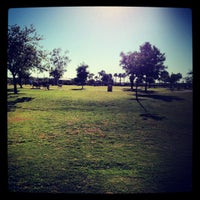 Photo taken at Barkham at Markham Park by David C. on 4/24/2012