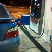 Photo taken at Costco Gas by Josh W. on 11/3/2011
