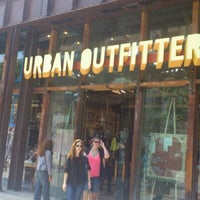Photo taken at Urban Outfitters by Miyoshi on 8/19/2011