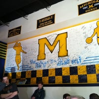 Photo taken at Maize N Blue Deli by Randall M. on 3/14/2012