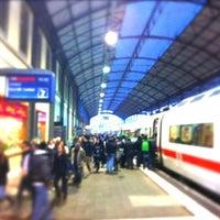 Photo taken at Bahnhof Olten by Christian G. on 12/20/2011