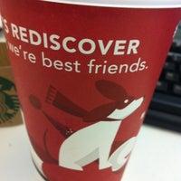 Photo taken at Starbucks by D G. on 11/2/2011