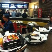 Photo taken at Burger King by Matt W. on 4/30/2012
