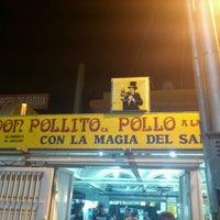 Photo taken at Don Pollito - Pollo A La Broaster by Jose M. on 3/4/2012