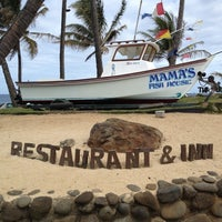 Photo taken at Mama's Fish House by Michael H. on 3/3/2012
