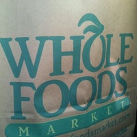 Photo taken at Whole Foods Market by C K. on 7/23/2012