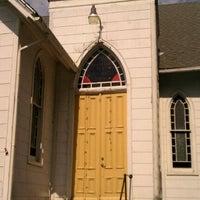 Photo taken at Bozman United Methodist by Ryan B. on 9/29/2011