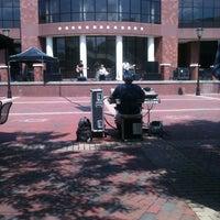 Photo taken at University Student Commons - VCU by Joshua G. on 8/29/2012