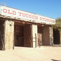 Photo taken at Old Tucson by Shane L. on 12/26/2011