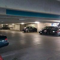 Photo taken at Northampton Parking Garage by Jeff B. on 8/16/2011