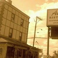 Photo taken at Aiello's Ristorante by Zack K. on 8/11/2012