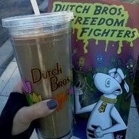Photo taken at Dutch Bros. Coffee by Demetria P. on 10/18/2011