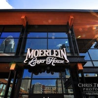 Photo taken at Moerlein Lager House by Chris T. on 3/22/2012