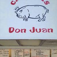 Photo taken at Carnitas Don Juan by @carolineadobo on 5/6/2012