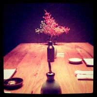 Photo taken at Sushi Leblon by Guilherme N. on 10/23/2011