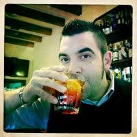 Photo taken at La Taverna Del Duca by francesco m. on 1/21/2012