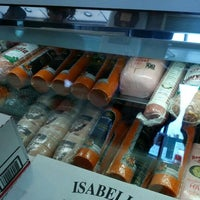 Photo taken at Parisi Bakery Delicatessen by Ryan W. on 4/9/2012