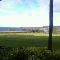 Photo taken at The Ritz-Carlton, Kapalua by Greg F. on 12/25/2011