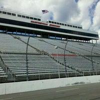 Photo taken at Martinsville Speedway by Lisa F. on 10/14/2011
