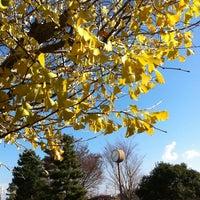 Photo taken at 美薗中央公園 by hiroyuki k. on 12/13/2011