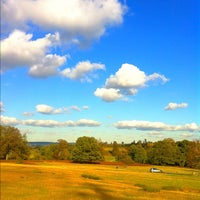 Photo taken at Knole Park by Erin F. on 10/20/2011