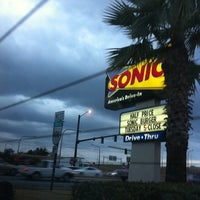 Photo taken at SONIC Drive In by Deb C. on 1/4/2011