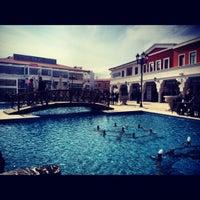 Photo taken at Afium Outlet ve Eğlence Merkezi by Can İ. on 4/14/2012