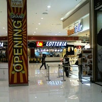 Photo taken at LOTTE Mall by Achmad Mustafa K. on 11/24/2011
