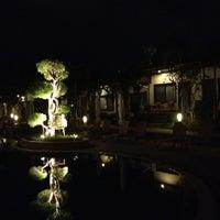 Photo taken at Thai Garden Resort by Pong L. on 8/31/2012