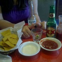 Photo taken at Frida's Mexican Resturant by Melissa E. on 9/4/2011