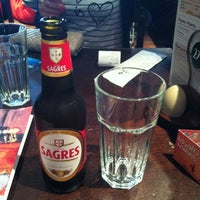 Photo taken at Nando's by Andrew P. on 7/8/2012